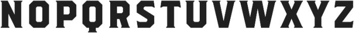 Herchey Serif otf (400) Font LOWERCASE