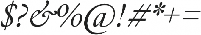 Hermann otf (400) Font OTHER CHARS