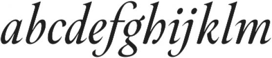 Hermann otf (400) Font LOWERCASE