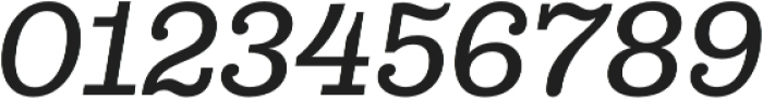 Hernandez Niu Italic otf (400) Font OTHER CHARS