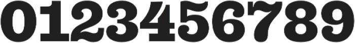 Hernandez Niu UltraBold otf (700) Font OTHER CHARS