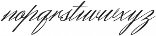 HerrVonMuellerhoff Pro otf (400) Font LOWERCASE
