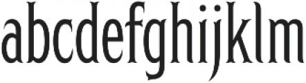 Herschel One Percent otf (400) Font LOWERCASE