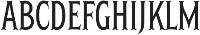 Herschel Two Percent otf (400) Font UPPERCASE