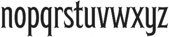 Herschel Two Percent otf (400) Font LOWERCASE