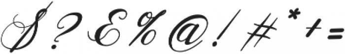 Hertina otf (400) Font OTHER CHARS