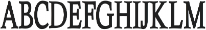 Heulgeul - Bold otf (700) Font UPPERCASE
