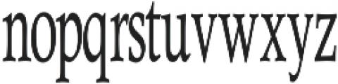 Heulgeul otf (400) Font LOWERCASE