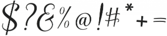 hellifa otf (400) Font OTHER CHARS