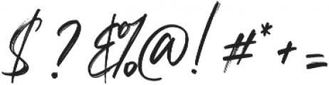hereditary Alt otf (400) Font OTHER CHARS