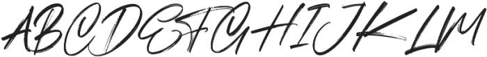 hereditary Alt otf (400) Font UPPERCASE