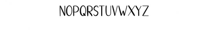 Hello Star.ttf Font UPPERCASE