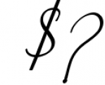 Heavenly Script 3 Font OTHER CHARS