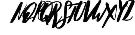 Hello Stockholm - Handmade Typeface 1 Font UPPERCASE