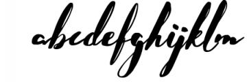 Hello Stockholm - Handmade Typeface 1 Font LOWERCASE