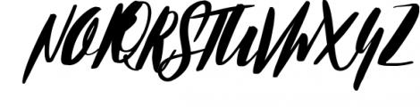 Hello Stockholm - Handmade Typeface Font UPPERCASE