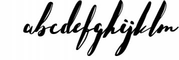 Hello Stockholm - Handmade Typeface Font LOWERCASE