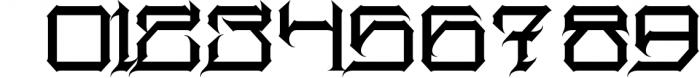 Herosin Font OTHER CHARS