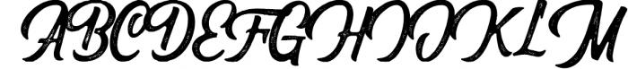 Hersley Typeface 1 Font UPPERCASE