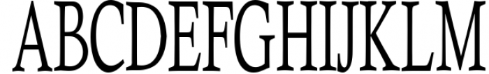 Heulgeul Typeface Family 1 Font UPPERCASE