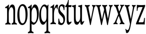 Heulgeul Typeface Family 1 Font LOWERCASE