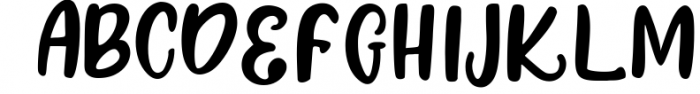 Hey Alice Font Duo Font UPPERCASE
