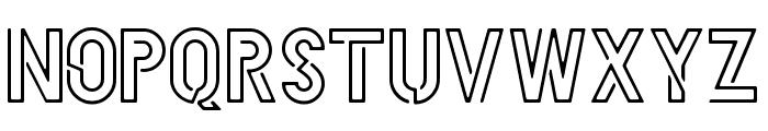 HELLO DENVER DISPLAY REGULAR Regular Font UPPERCASE