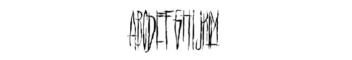 HELLO WEEN FONT Font UPPERCASE