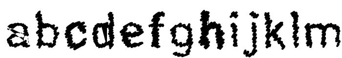 HEXOTO Font LOWERCASE