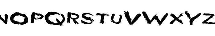 HEYRO fun Font UPPERCASE