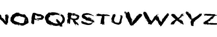 HEYROfun Font UPPERCASE