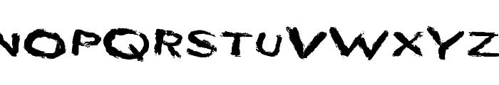 HEYROfun Font LOWERCASE
