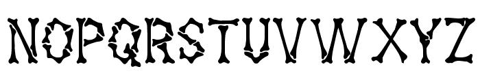 Headhunter Regular Font UPPERCASE