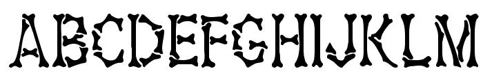 Headhunter Regular Font LOWERCASE