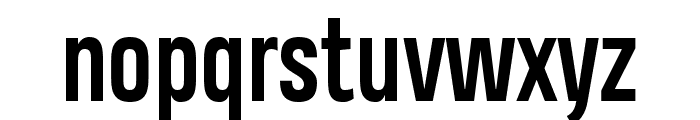 Heading Pro Trial Bold Font LOWERCASE