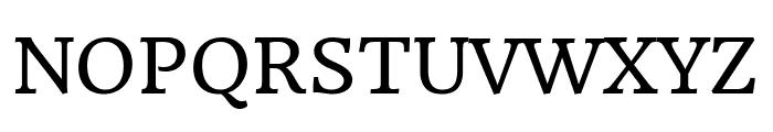 HeadlandOne-Regular Font UPPERCASE