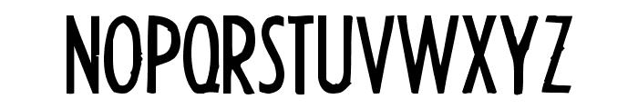 Headline Two HPLHS Font UPPERCASE