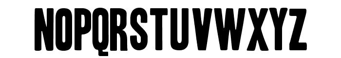 HeadlineHPLHS-One Font UPPERCASE