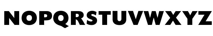 HeadlineNEWS Font UPPERCASE