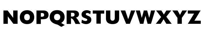 HeadlineNEWS Font LOWERCASE