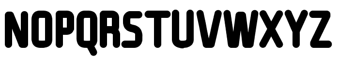 Headline Font LOWERCASE