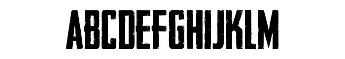 Headliner No. 45 Font LOWERCASE