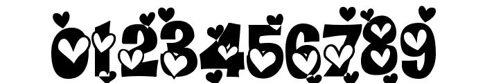Heartland Regular Font OTHER CHARS
