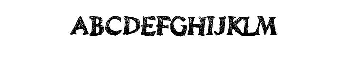 HeavenlyWings Font UPPERCASE