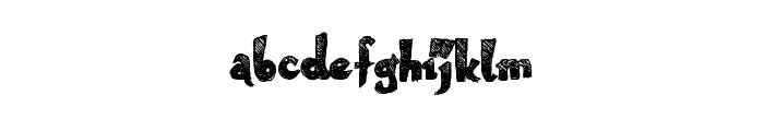 HeavenlyWings Font LOWERCASE