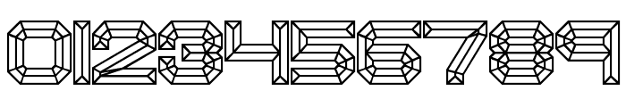 Heavy Bevel [BRK] Font OTHER CHARS