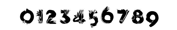 HedgeFlowDemo Bold Font OTHER CHARS