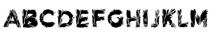 HedgeFlowDemo Bold Font UPPERCASE
