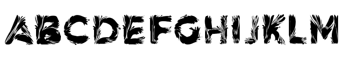HedgeFlowDemo Bold Font LOWERCASE