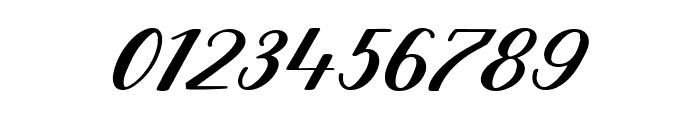 Heidy Indigo Font OTHER CHARS
